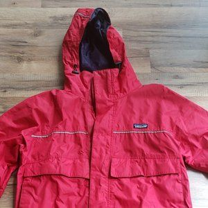 Patagonia Men XS/L Red Jacket Excellent Condition
